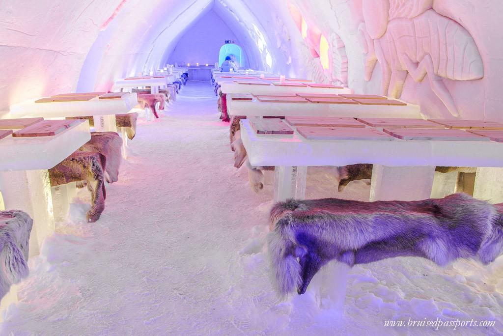 Lapland Itinerary Arctic Snow Hotel Rovaniemi