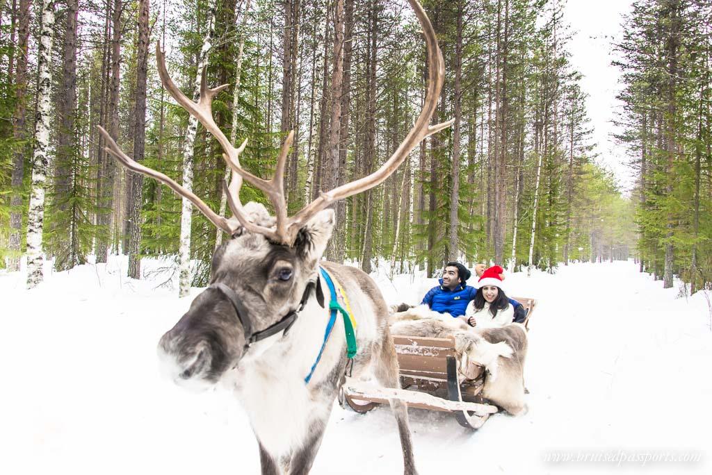 Lapland Itinerary Santa Claus Village Rovaniemi