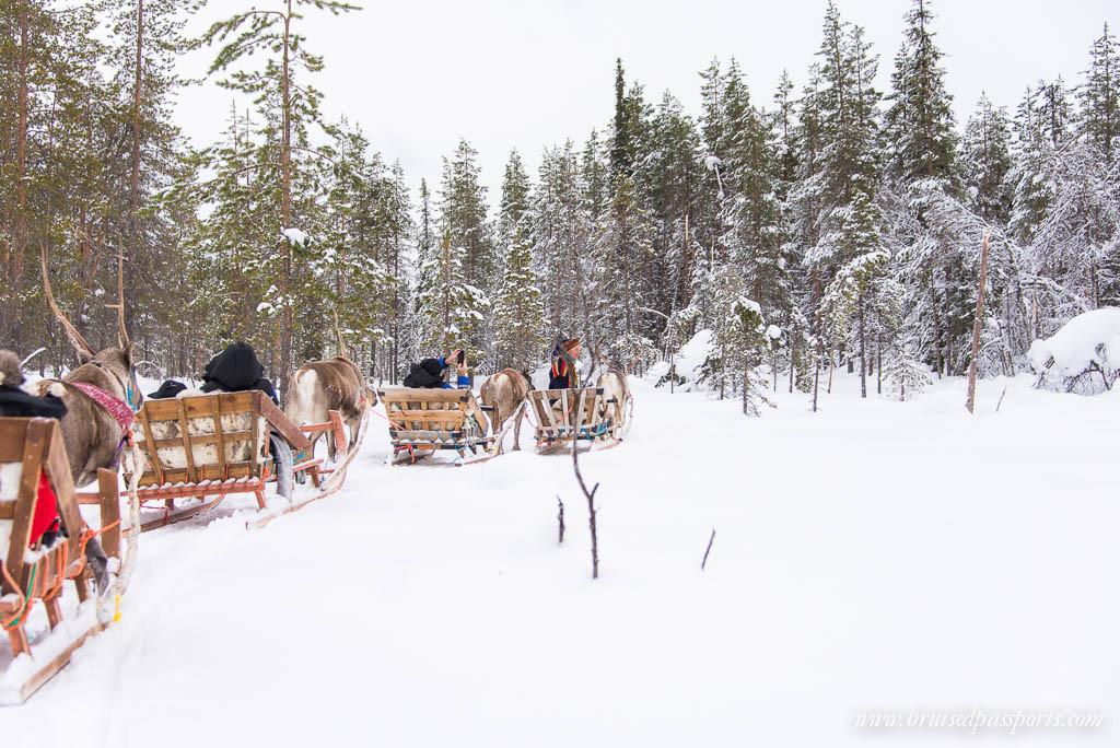 Kakslauttanen Arctic Resort Lapland Finland