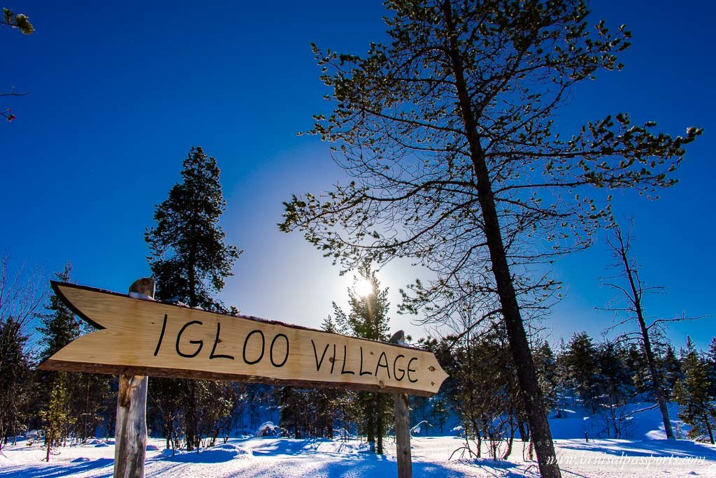 Igloo Kakslauttanen Arctic Resort