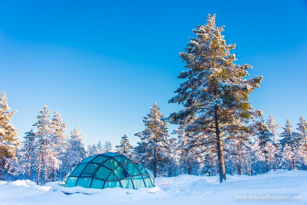 Igloo Kakslauttanen Arctic Resort