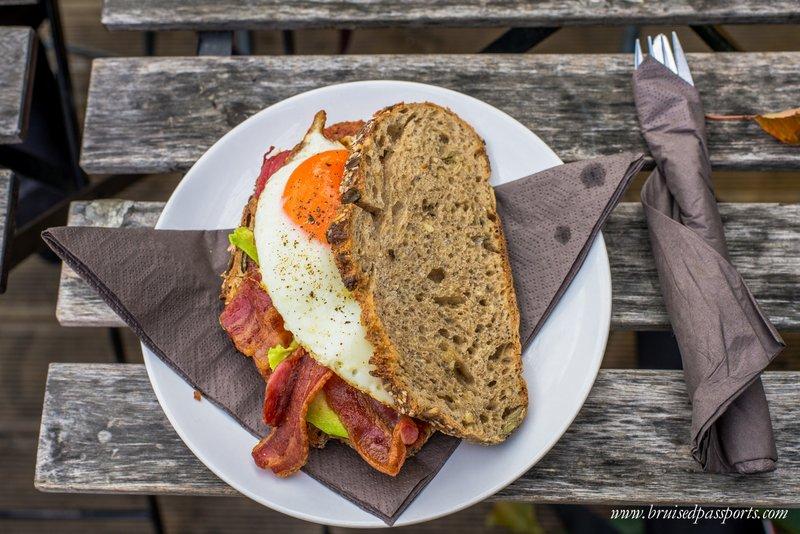 There is no dearth of good cafes in Dublin