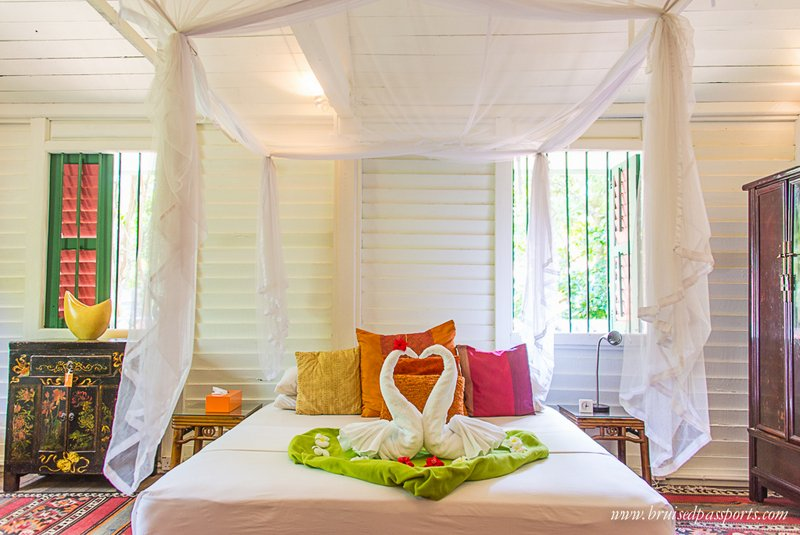 Our bedroom at Temple Tree by Bon Ton, Langkawi, Malaysia
