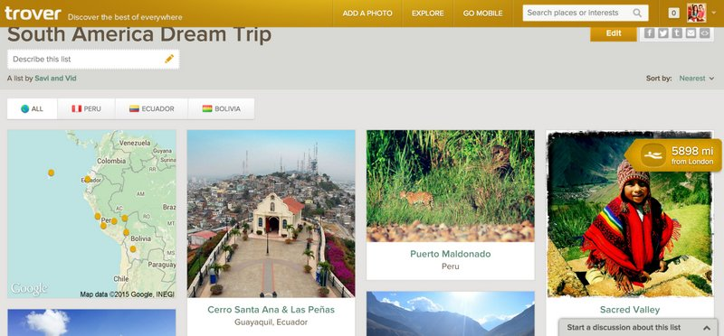 trover review