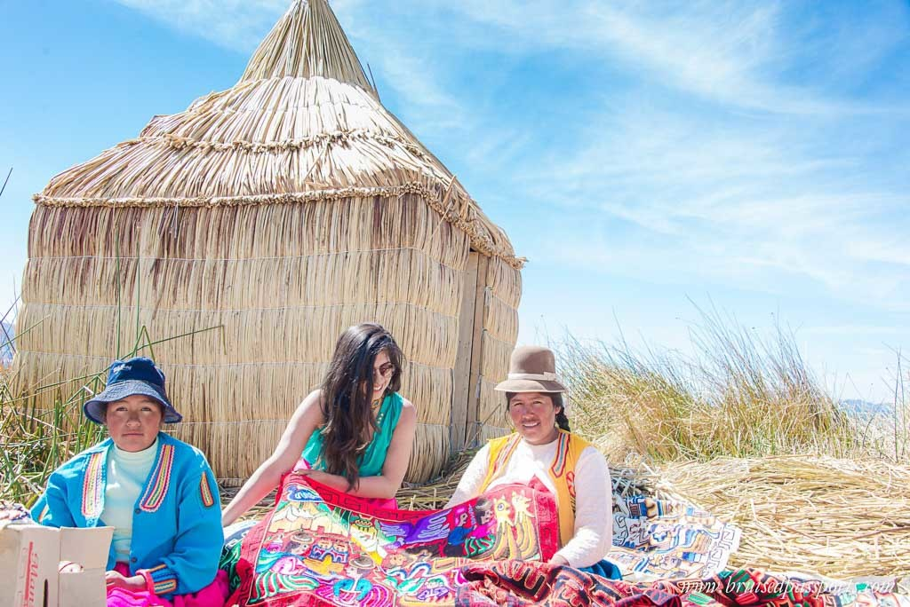 Peru Itinerary-South America-lake-titicaca-uros-islands
