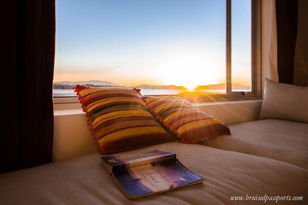 Lake Titicaca Hotel Titilaka Sunrise
