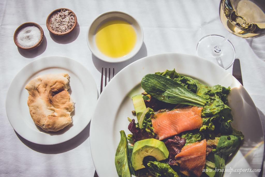 Titilaka Lodge luxury hotel lunch