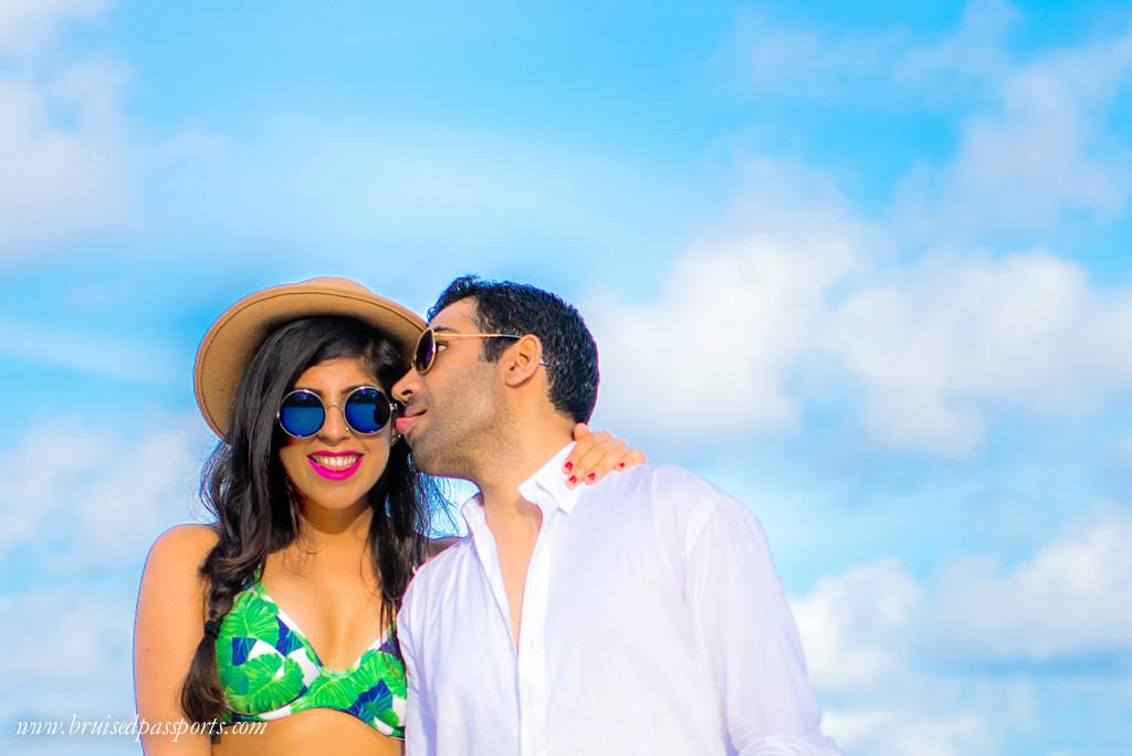 Travel fashion maldives