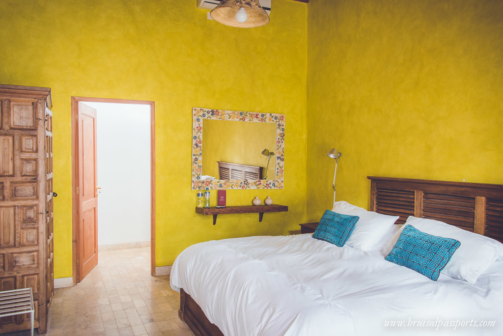 Vineyard hotel in Peru Nazca