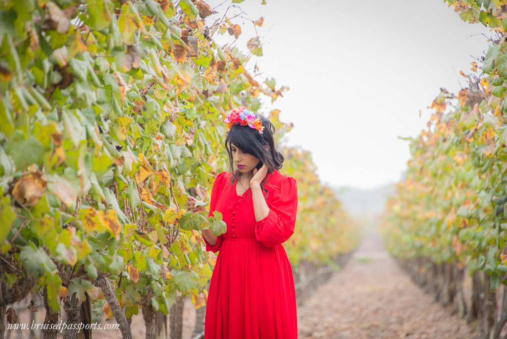 Offbeat stay in a vineyard in Ica Peru