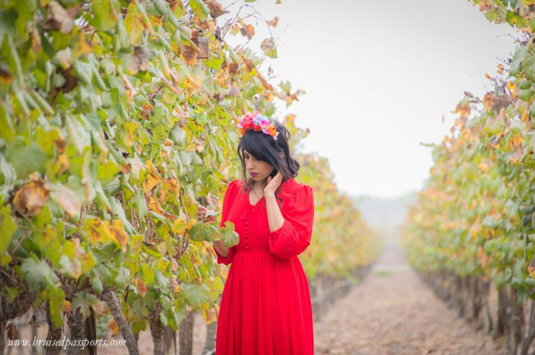 Offbeat stay in a vineyard in Ica Peru