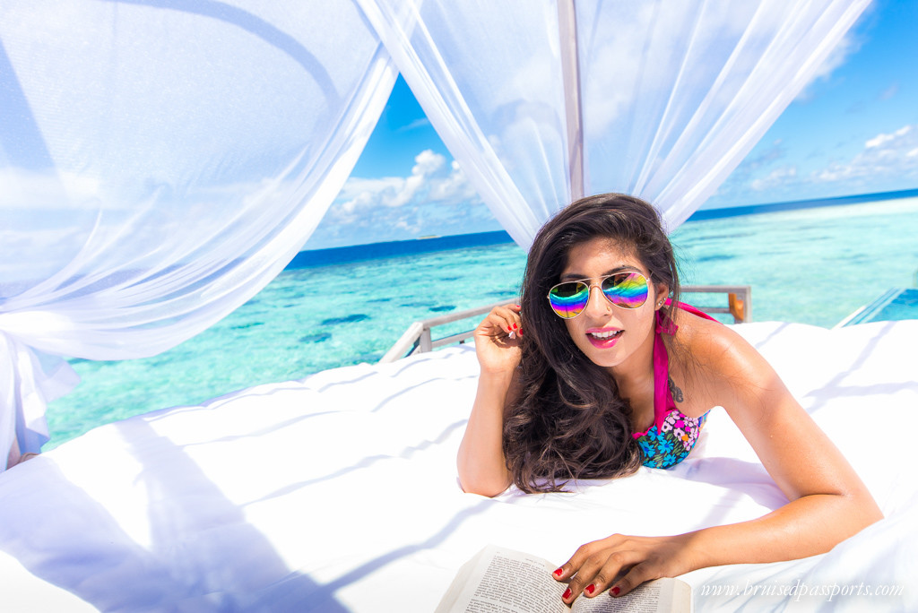 Asos bikini travel fashion Maldives