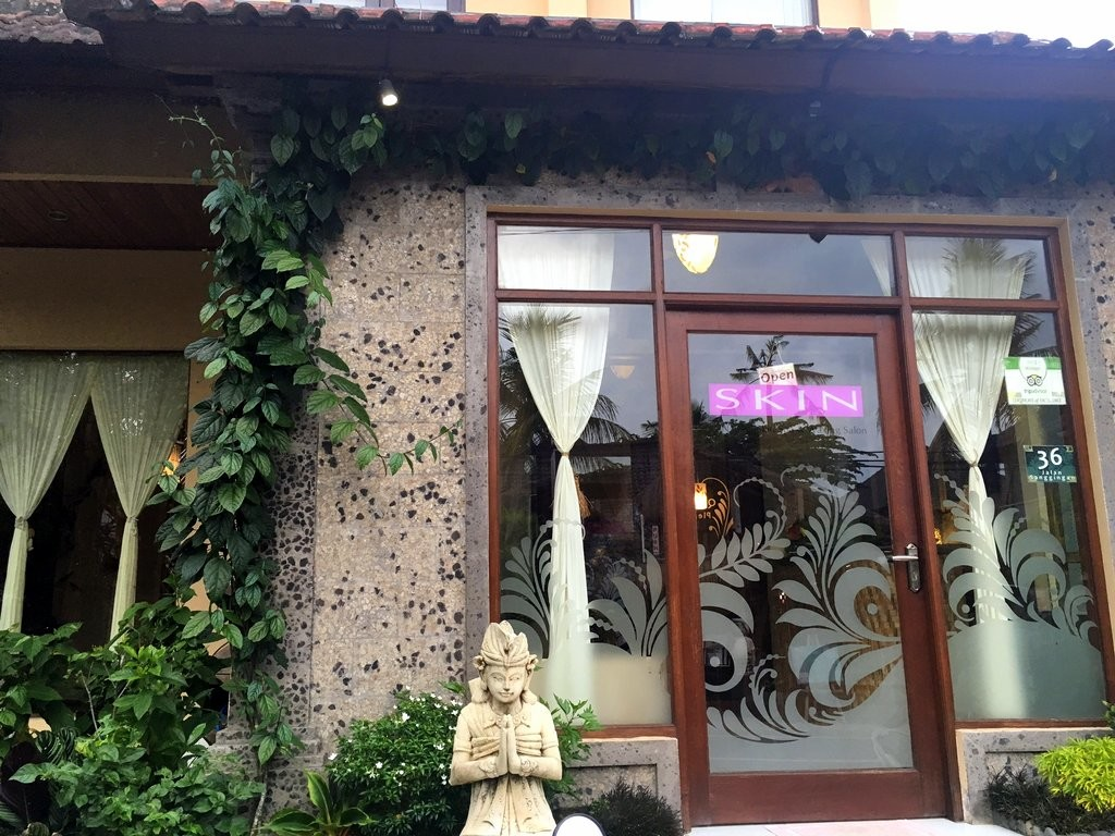 Affordable spa in Ubud