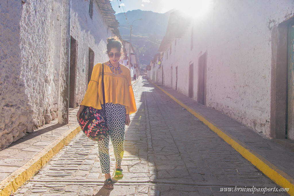 packing for peru travel fashion outfit