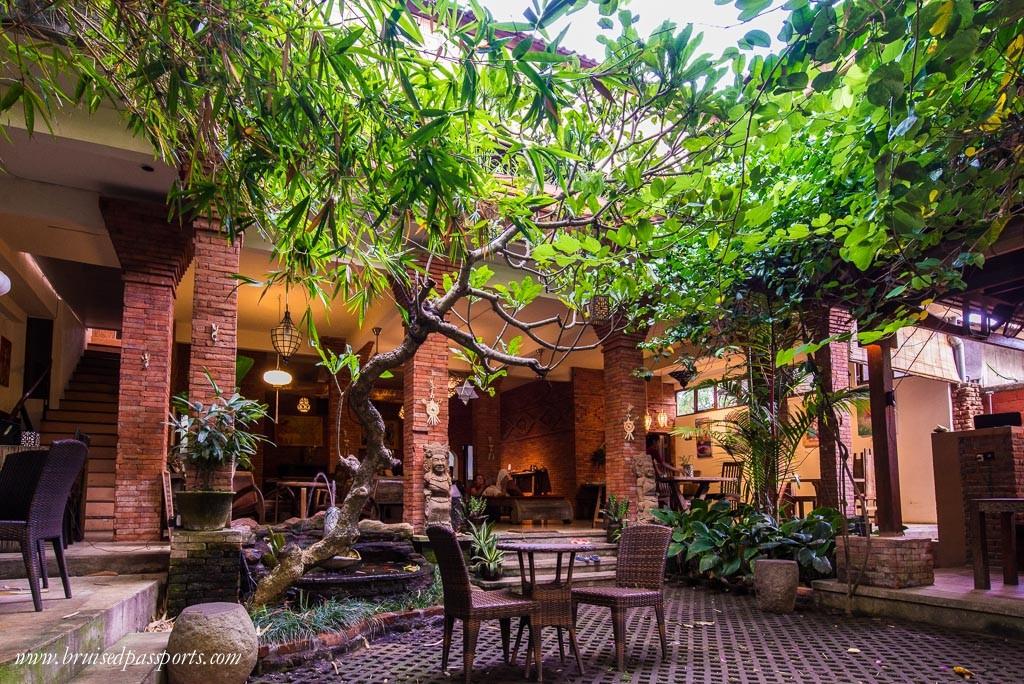 Soma's cafe, Ubud