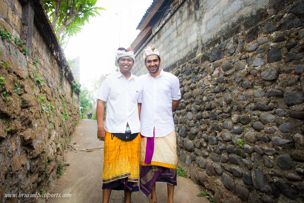 We met some of the friendliest people in Ubud :)