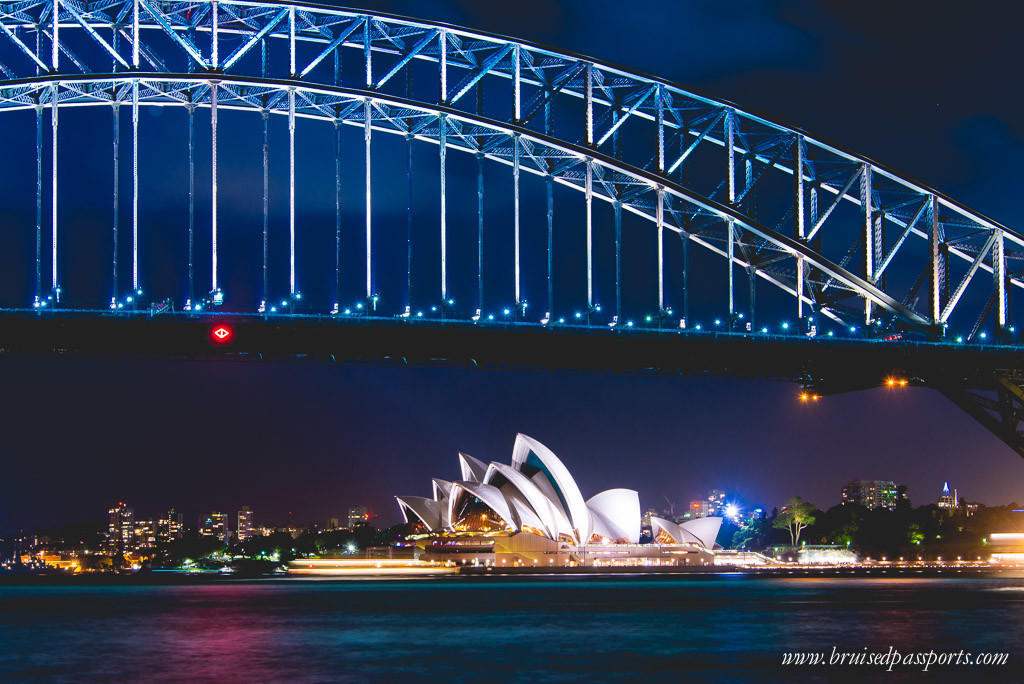 Aah, Sydney!