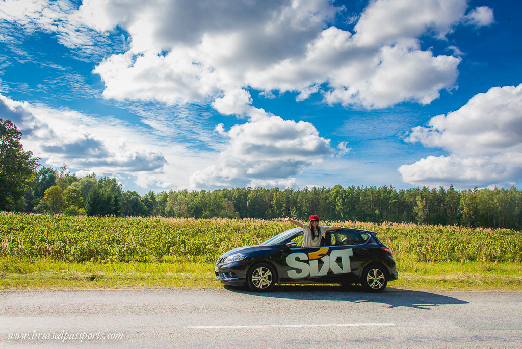 baltic road trip itinerary