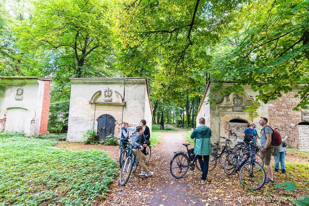 Bike tour in Riga Latvia