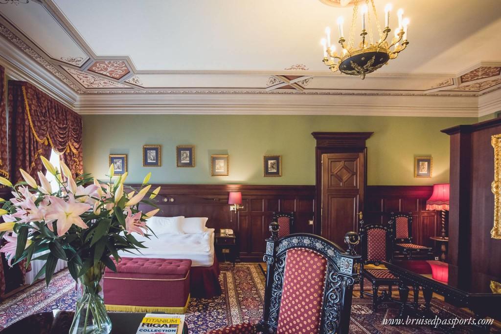 Gallery Park Hotel Riga room