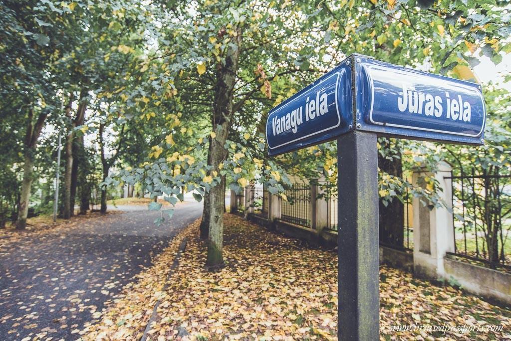 Jurmala latvia park