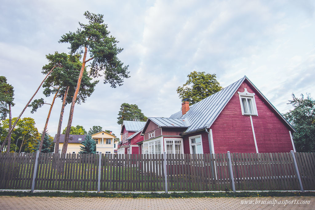 Jurmala Town houses