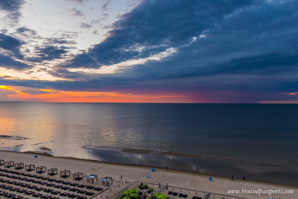 Baltic Beach Hotel Latvia Jurmala Beach