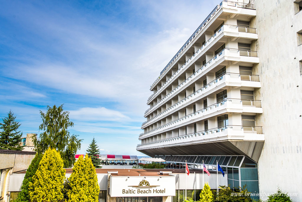 Baltic Beach Hotel Jurmala Riga