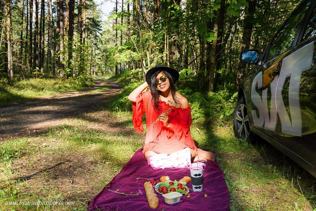Baltics Road Trip Itinerary