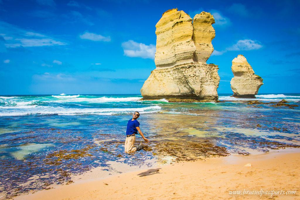 The Twelve Apostles - Great Ocean Walk