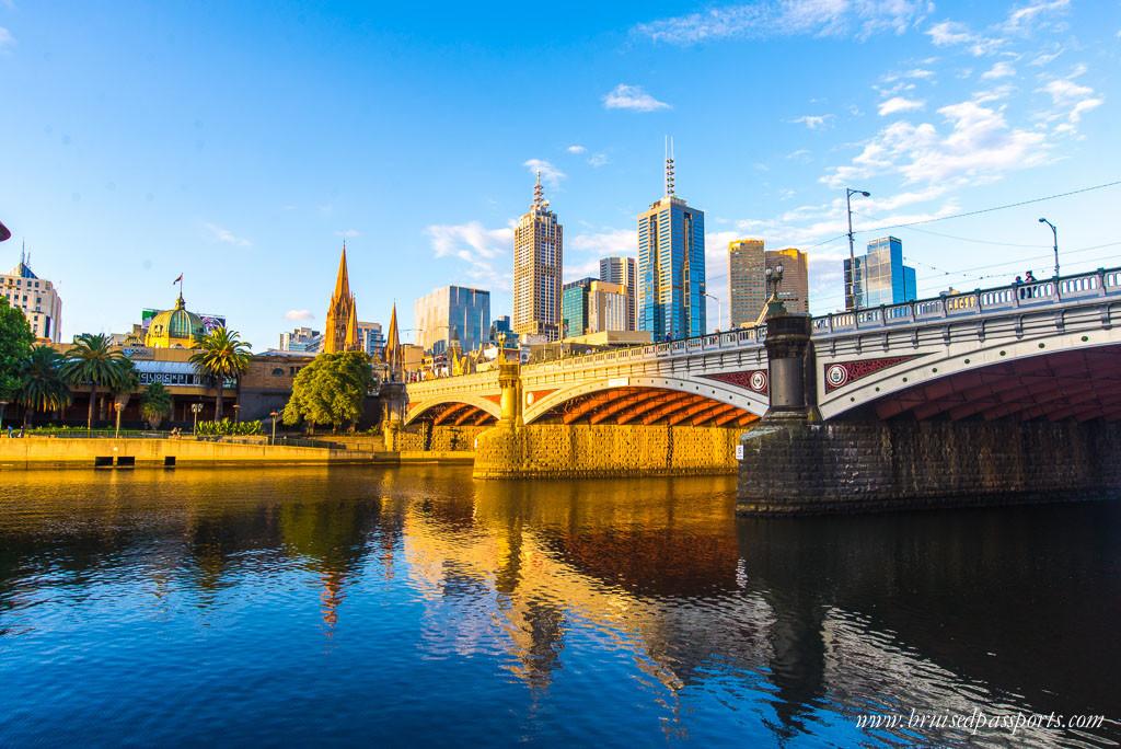 Melbourne City Break