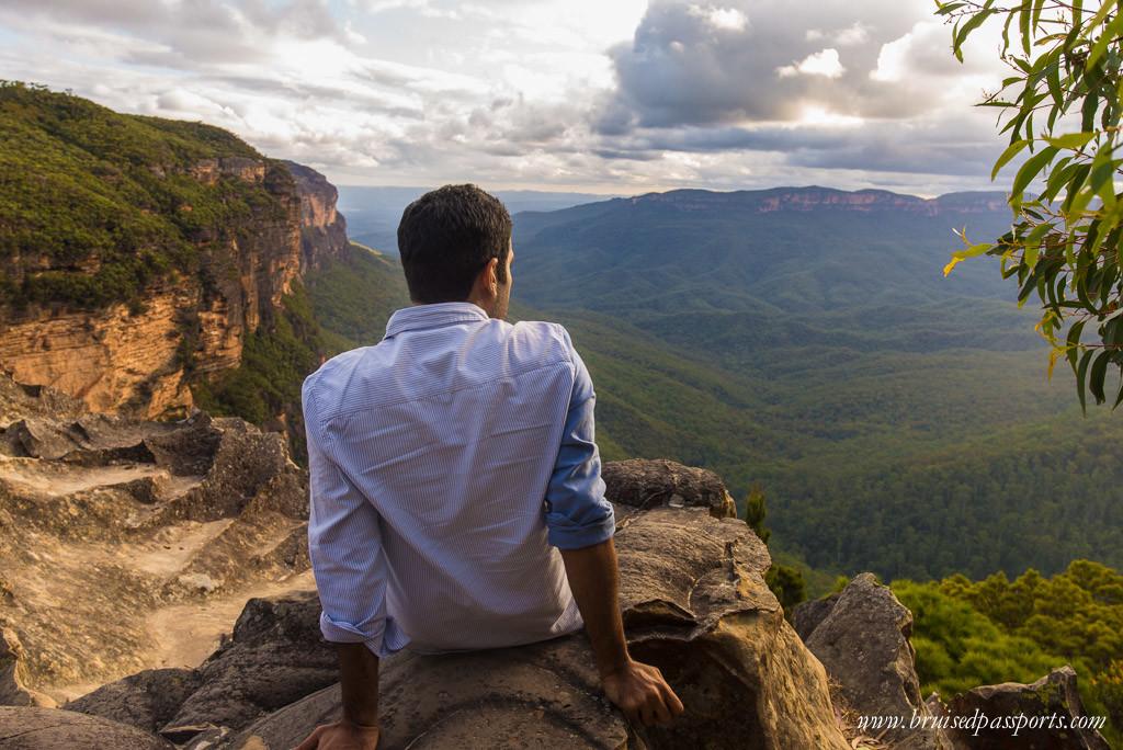 Blue Mountains Australia Road Trip