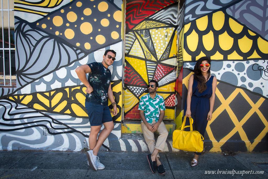 street art newtown sydney roadtrip
