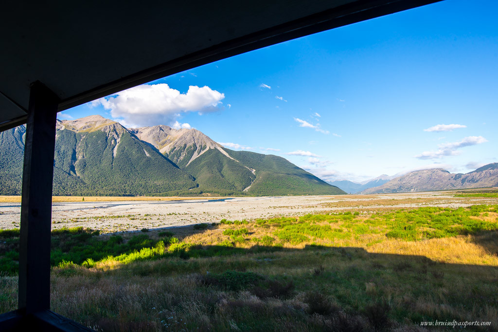 where to stay Arthurs Pass National Park