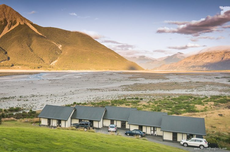 New Zealand road trip accommodation