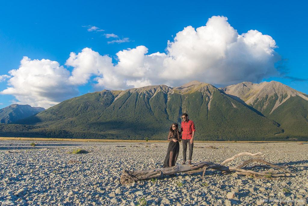 new zealand road trip itinerary arthurs pass national park