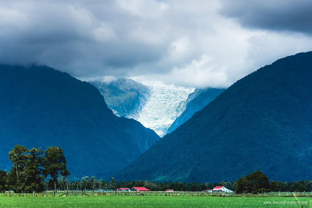 new zealand road trip itinerary fox glacier