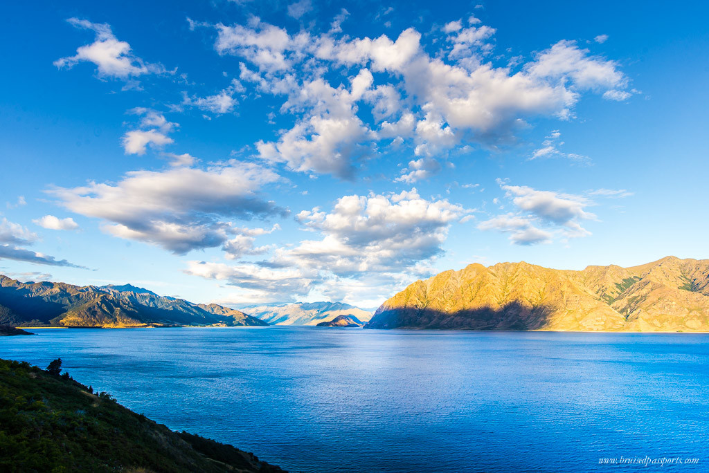 new zealand road trip itinerary drive to Wanaka