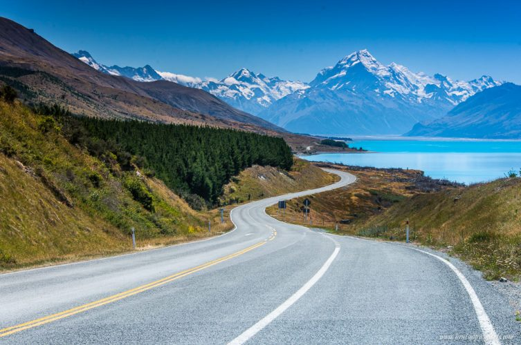 New Zealand Road Trip itinerary