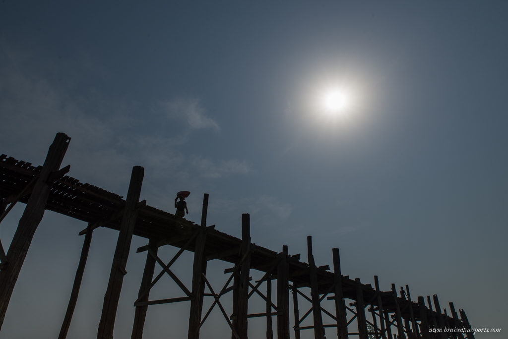 Myanmar planning guide Ubein Bridge in Amarapura