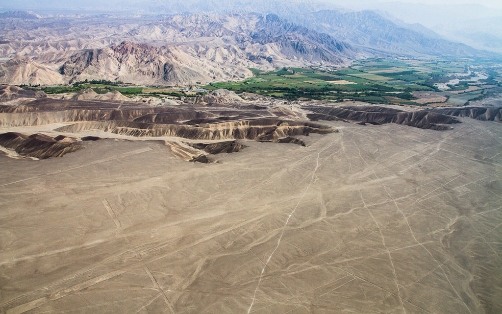 Mysterious Nazca Lines
