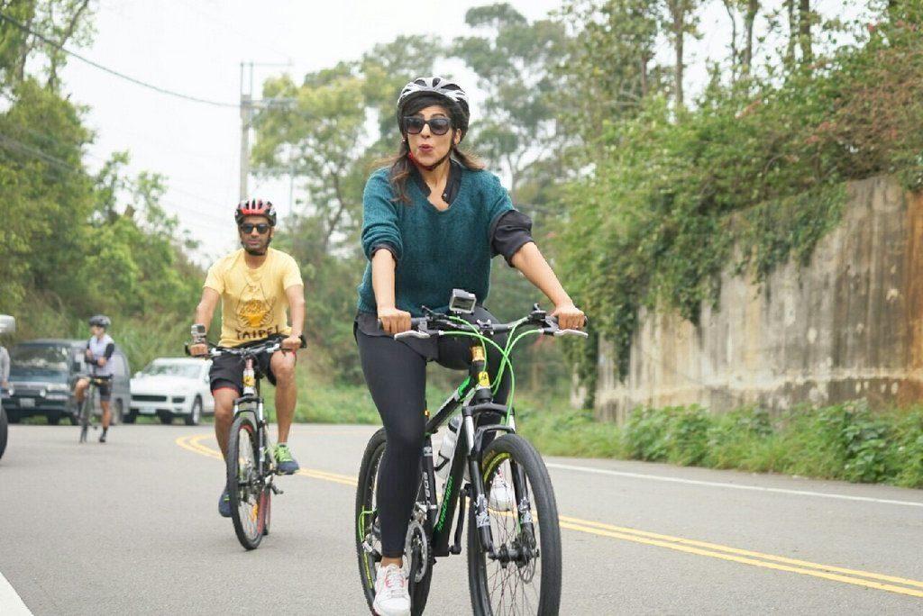 Taiwan Road Trip Cycling in Taichung