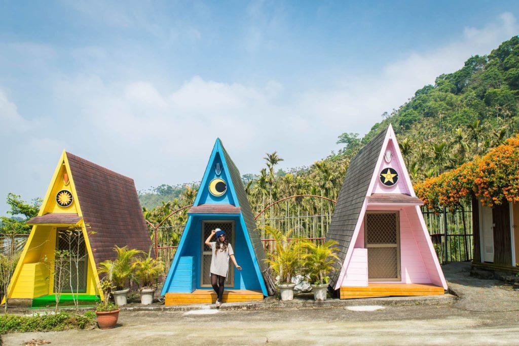 Taiwan Road Trip coffee plantation