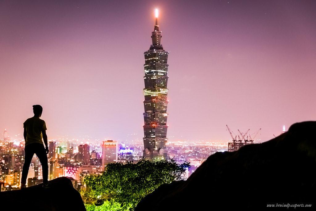 Taiwan road trip itinerary taipei