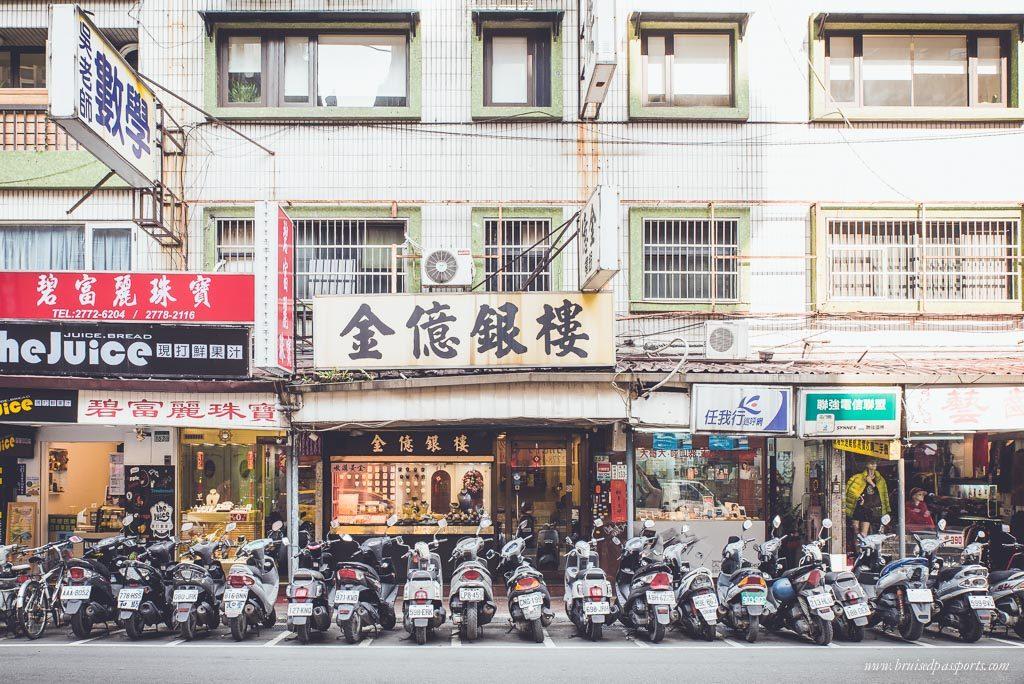 Taiwan road trip itinerary taiwan
