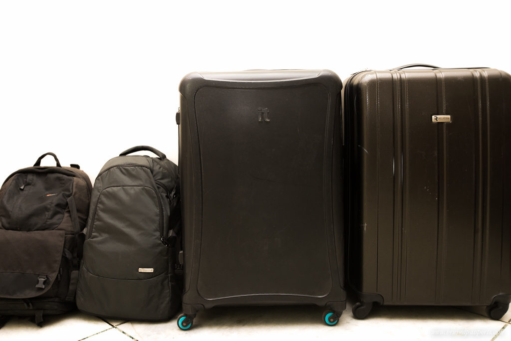 Packing long term baggage