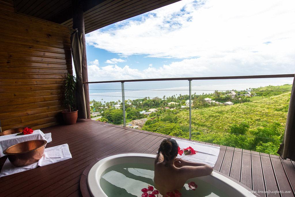 Outrigger resort viti levu spa