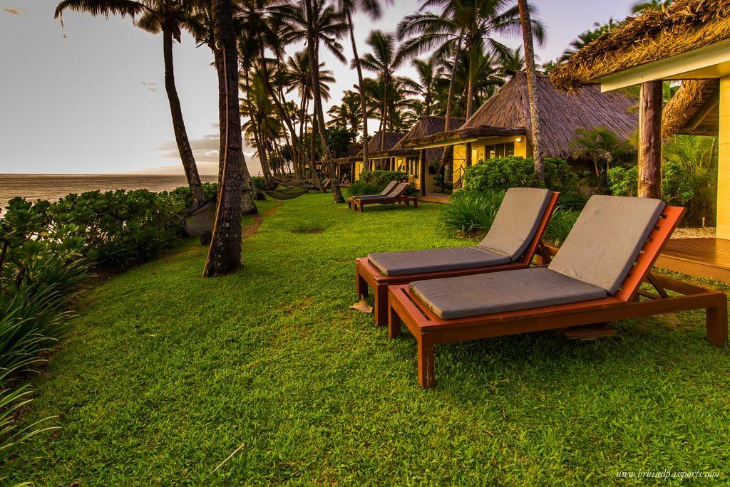 hammock at outrigger fiji