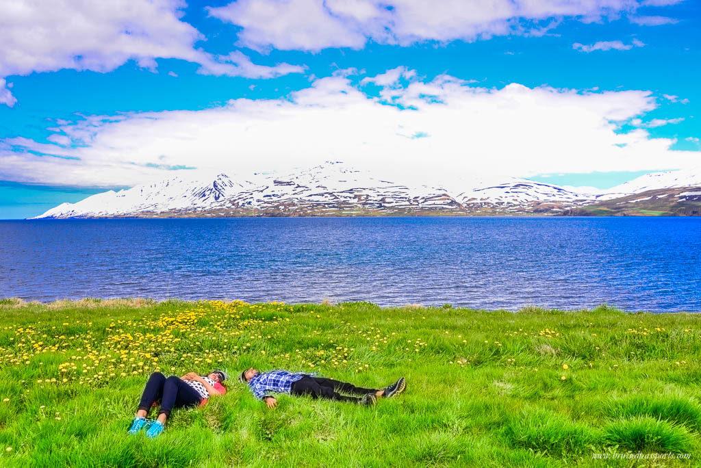 Random picnic stops in Iceland be like.. ;-)