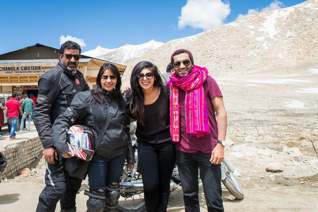 Ladakh road trip drive